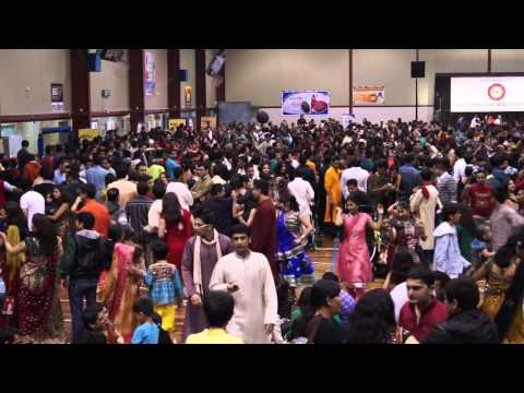 Atul Purohit Garba Events In Melbourne 2012 video
