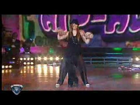 Showmatch 2007 - Deslumbró Flor de la V