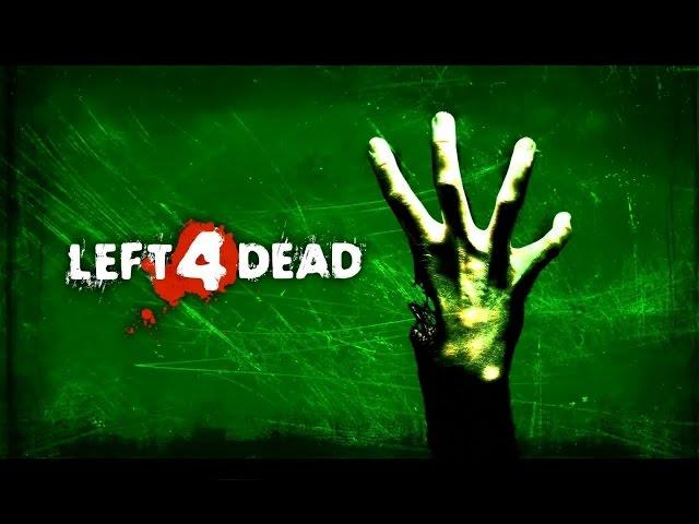 Left 4 Dead Trailer(Intro) Deutsch HD