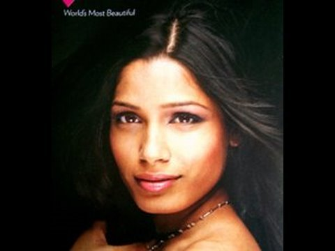 Freida Pinto: 100 Most Beautiful Video