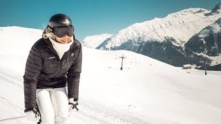 ONE OF MY BEST SKI DAYS IN ST MORITZ!