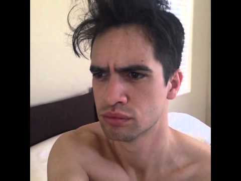 Brendon Urie 2013 Haircut Brendon urie