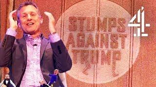Protesting & Pranking Donald Trump During UK Visit!! | The Last Leg