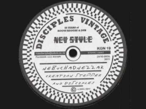 nebuchadnezzar-dub--creation stepper, Russ D Disciple Vintage