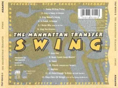 Manhattan Transfer - Stomp Of King Porter