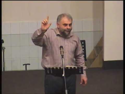 Vladimir Pustan - Comunicarea intre soti