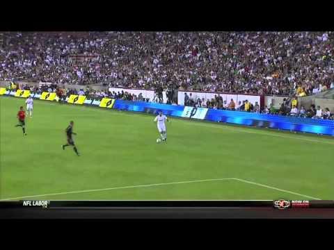 GOAL: Cristiano Ronaldo solo goal vs. LA Galaxy