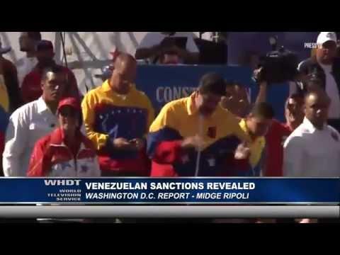 Venezuelan Sanctions Revealed