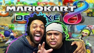 OMG! WHEN DID I GET SO GOOD AT THIS GAME! - [MARIOKART8 DELUXE]