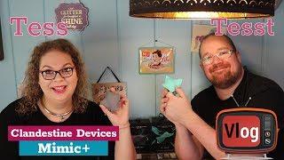 Clandestine Devices Mimic + | Mini vlog | Sex toy review