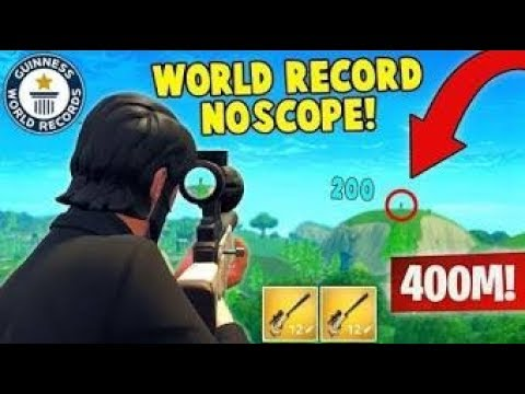 Fortnite win The Best Snipes ever