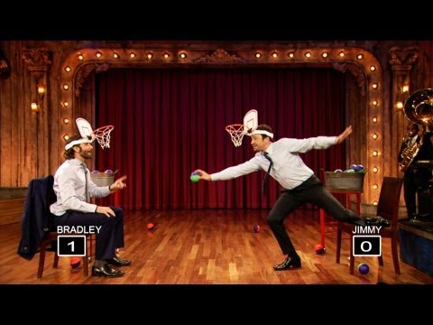 Faceketball with Bradley Cooper and Jimmy Fallon