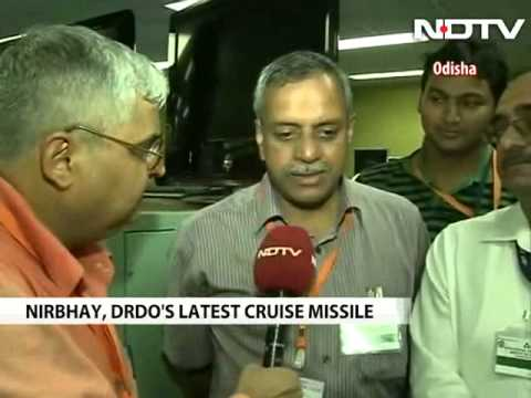 India successfully test-fires nuclear capable cruise missile Nirbhay