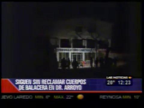 Mueren 2 soldados y 4 zetas en ejido de Dr. Arroyo