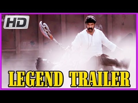 Legend - Latest Telugu Movie Trailer - Balakrishna Jagapathibabu...
