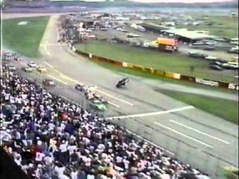 1993 Rusty Wallace flip @ Talladega
