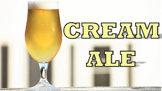 Brewing a Cream Ale with Kveik Yeast   Grain to Glass   How to do a Cereal Mash