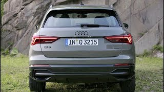 2019 Grey Audi Q3 Quattro S Line - Sophistication and Performance