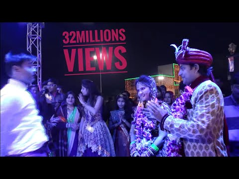 Taaron ka chamakta gehna ho-10 million views- best brother dance in sister's marriage