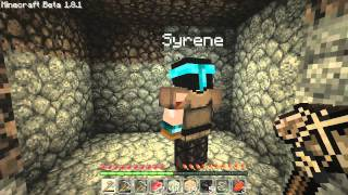 Minecraft 1.8 Adventures Ep 4 w/ Zakerystrife and Syrene : Creepers