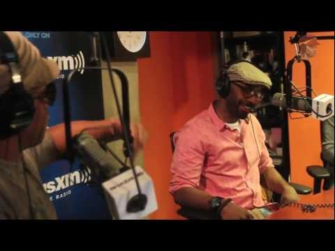 Nelsan Ellis on Sway in the Morning