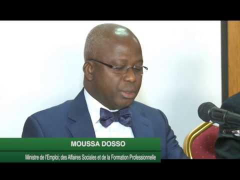 5ème assemblée nationale du conseil du travail et du dialogue social à Abidjan