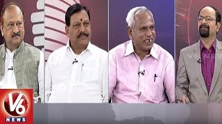 Special Discussion On 15th Union Financial Team Visit Kaleshwaram | Good Morning Telangana