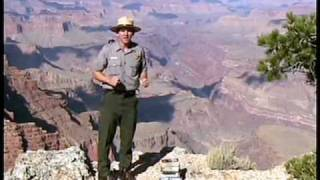 Grand Canyon Shaped Over Time: Ranger Minute (Geology)