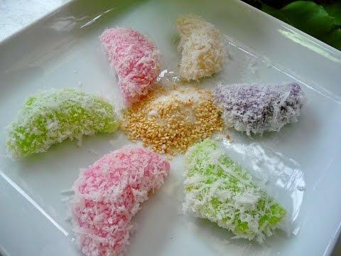 ถั่วแปบชาววัง (Tua Pab) Thai Dessert***Eng Sub***