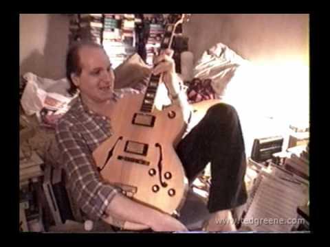 Rare Ted Greene video footage - 2