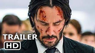 JOHN WICK 3 Trailer English Subtitled (Keanu Reeves, 2019) PARABELLUM