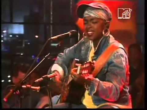 Lauryn Hill   Rebel at Mtv Unplugged Sub español)[1]