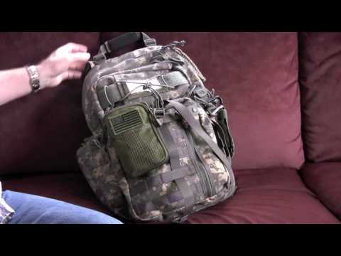 Maxpedition Kodiak Gearslinger: Not Your Daddy's Briefcase