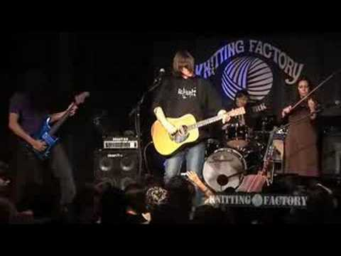 THURSTON MOORE - FRIEND (Live @ Knitting Factory)