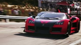 PS4 - DRIVECLUB Trailer [E3 2014]