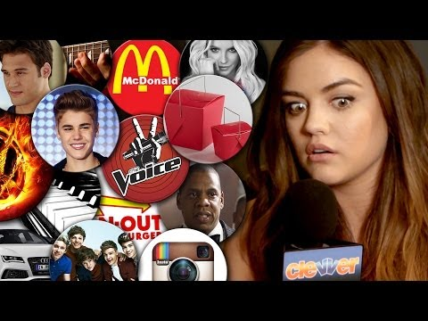 Lucy Hale's Favorite Things Revealed