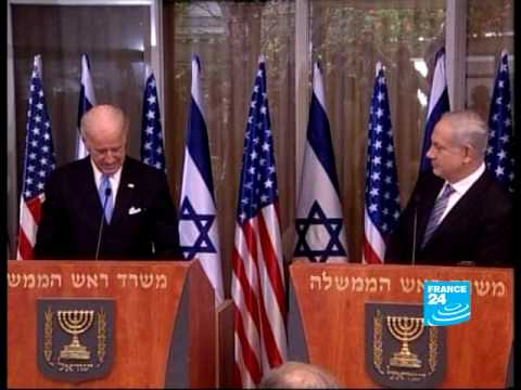 USA-Israel: Settler project sets tone for Biden visit