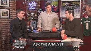 7 Sports Cave -- Ask the Analyst: Keys to the Lions vs Packers game