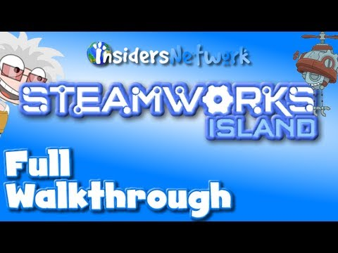 ★ Poptropica: Steamworks Full Walkthrough ★