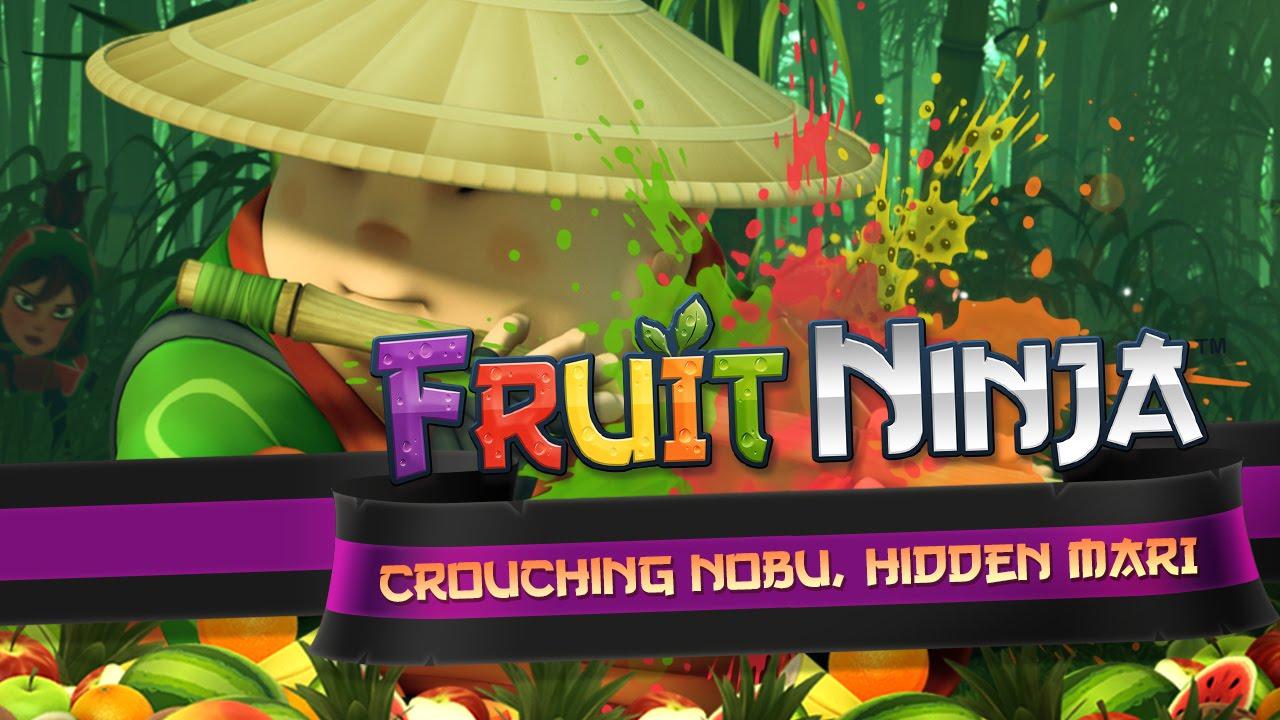 Скачать игру fruit ninja на андроид бесплатно.