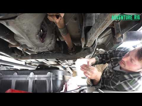 Dodge G56 Manual Trans Fluid Change and TDS PTO Cover Install [Review and How-To]