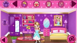 Game giáo dục - Game sắp xếp đồ vật trong nhà cho bé