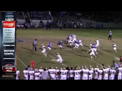 2013 Pulaski Academy Bruin Football (Complete Season Highlights)
