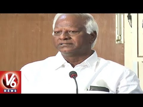 HECI Draft Bill Reflects Central Govt's Desire To Control Universities: Dy CM Kadiyam | V6 News