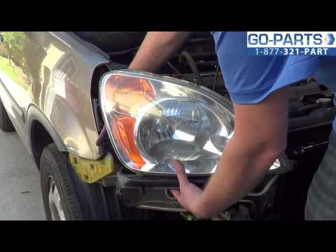 How To Change A Brake Light Bulb In A Car Ford Focus