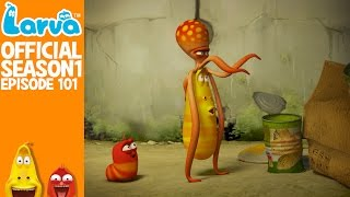 [Official] Short Arm Octopus - Larva Season 1 Episode 101