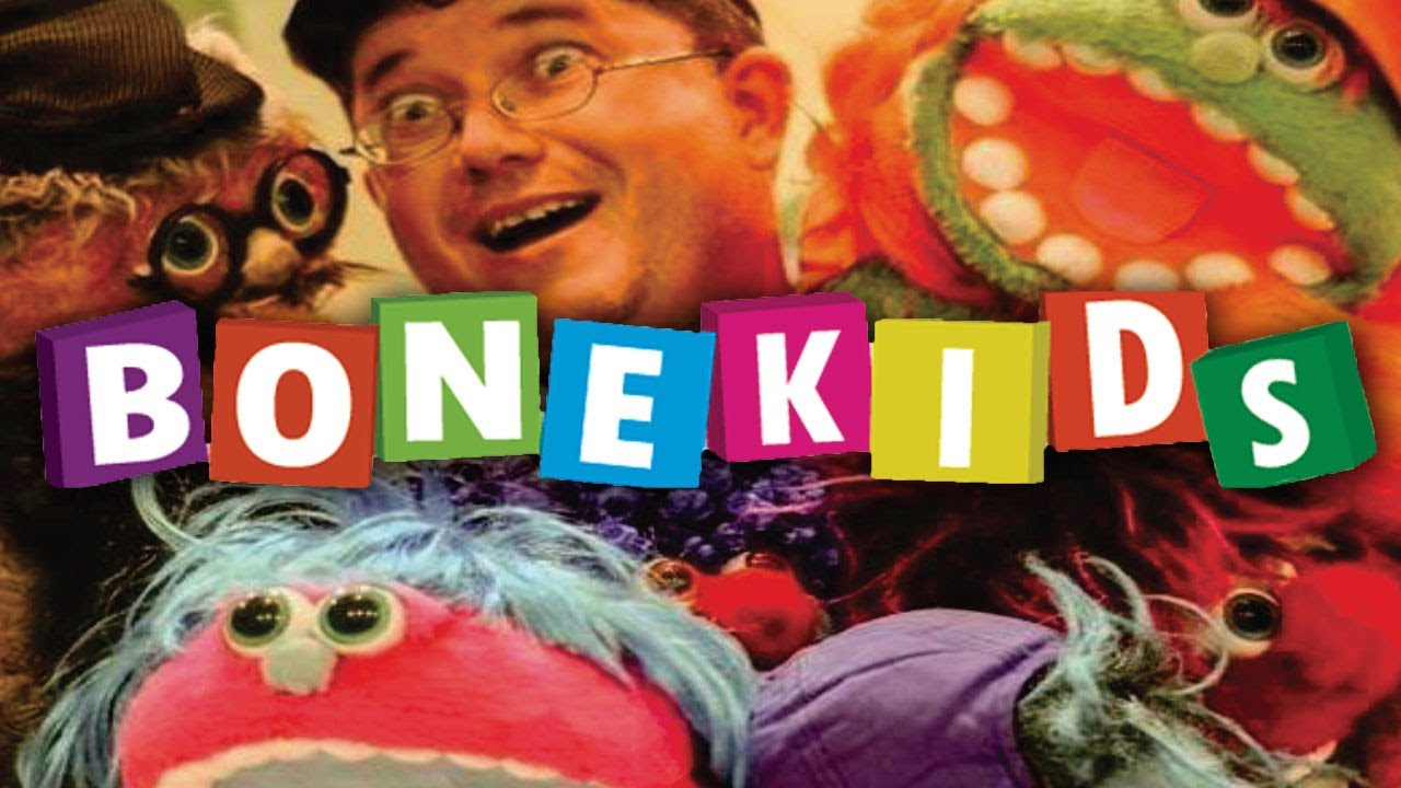 BoneKids - Claudio Marcos Figueredo (Ministério Infantil)