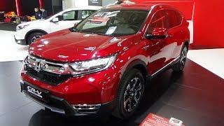 2019 Honda CR-V 2.0 i-MMD Hybrid AWD LifeStyle - Exterior and Interior - Auto Salon Bratislava 2019
