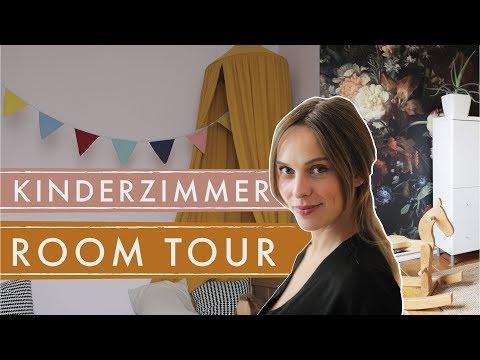 Room Tour Kinderzimmer | Wie heißt meine Tochter? | Homestory