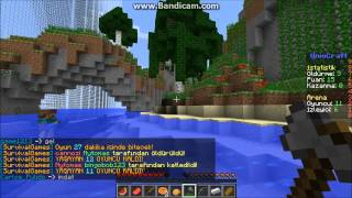 Minecraft Hunger Games 1